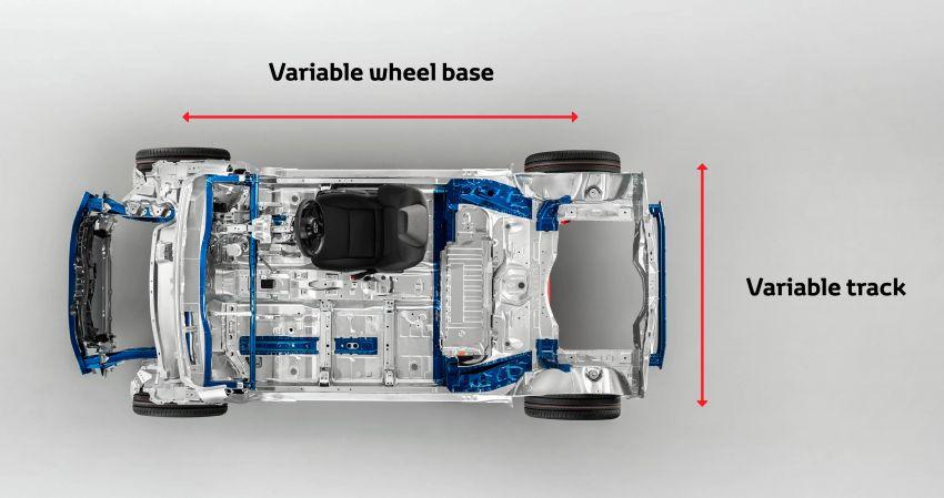 Toyota announces new TNGA-B platform for small cars Image #1011360