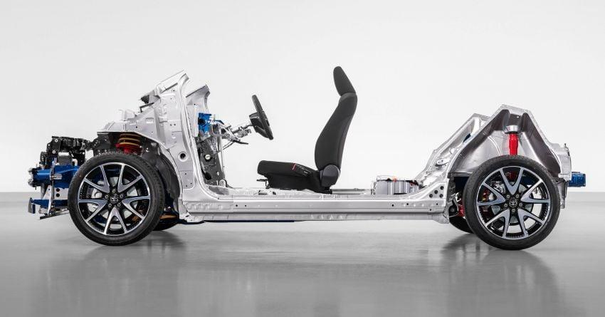 Toyota announces new TNGA-B platform for small cars Image #1011362