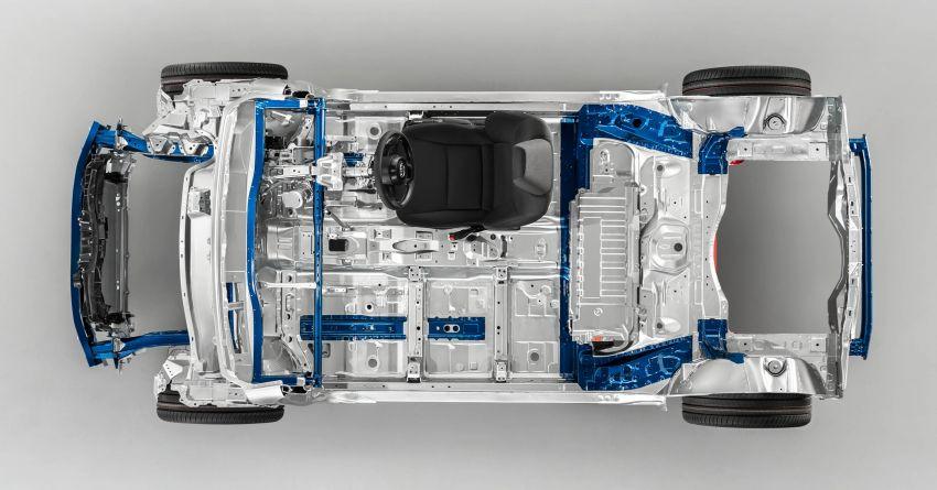 Toyota announces new TNGA-B platform for small cars Image #1011363