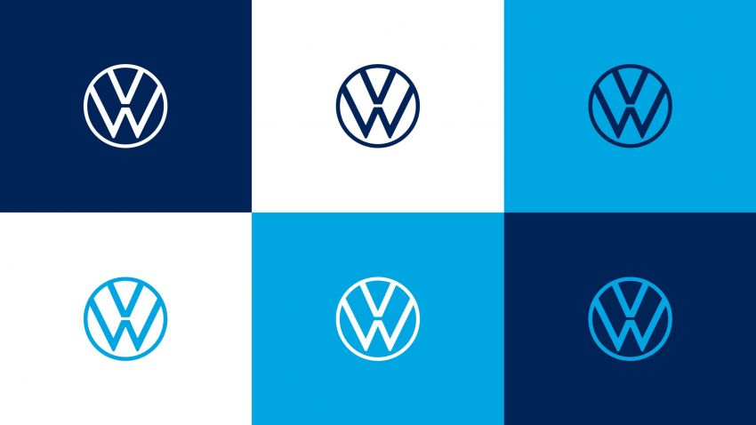 Volkswagen unveils new logo and CI, marks a new era Image #1011672