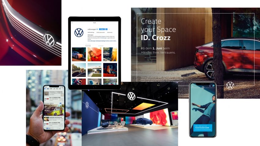 Volkswagen unveils new logo and CI, marks a new era Image #1011674