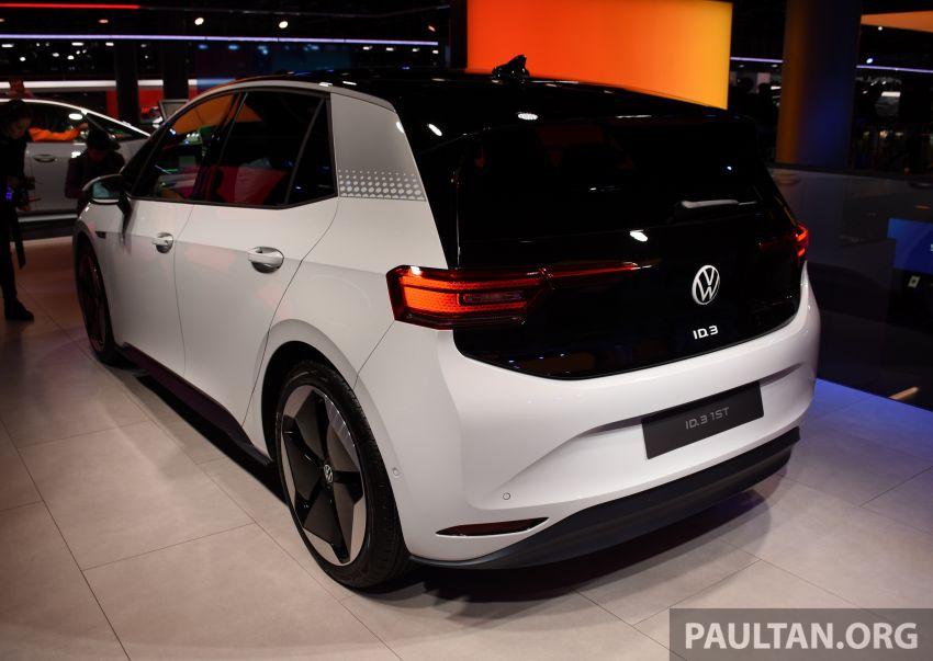 Volkswagen ID.3 – EV pacuan roda belakang, jarak gerak hingga 550 km, harga dari RM138k di Jerman Image #1012193