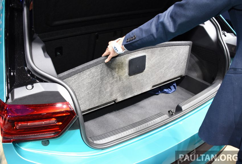 Volkswagen ID.3 pure electric car debuts – rear-wheel drive, up to 550 km range; from RM138k in Germany Image #1011648