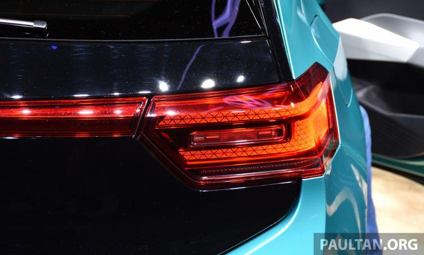 Volkswagen ID.3 – EV pacuan roda belakang, jarak gerak hingga 550 km, harga dari RM138k di Jerman Image #1012197