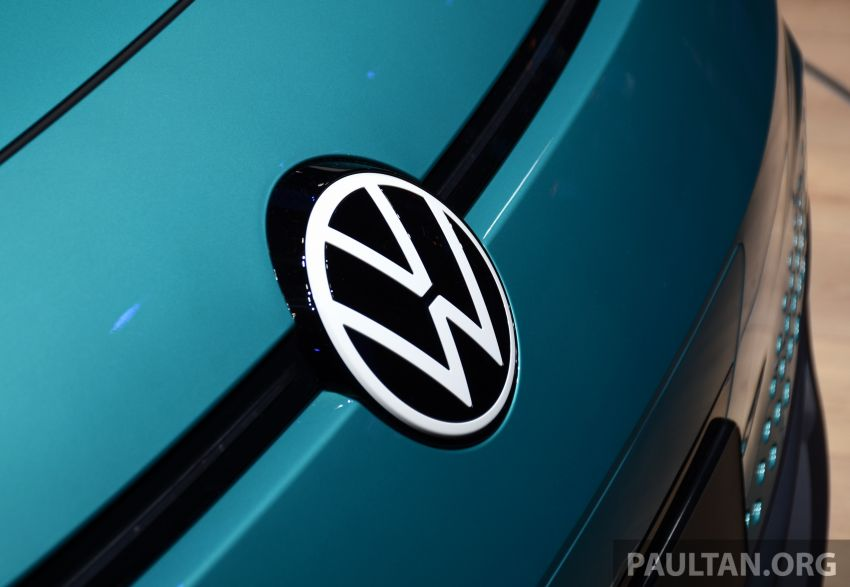 Volkswagen ID.3 pure electric car debuts – rear-wheel drive, up to 550 km range; from RM138k in Germany Image #1011655