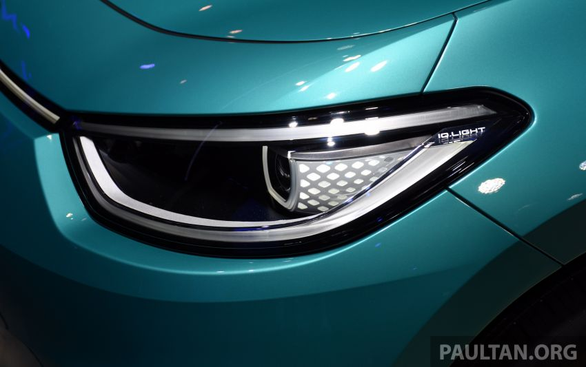 Volkswagen ID.3 pure electric car debuts – rear-wheel drive, up to 550 km range; from RM138k in Germany Image #1011657