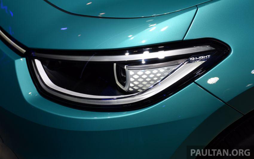 Volkswagen ID.3 – EV pacuan roda belakang, jarak gerak hingga 550 km, harga dari RM138k di Jerman Image #1012204