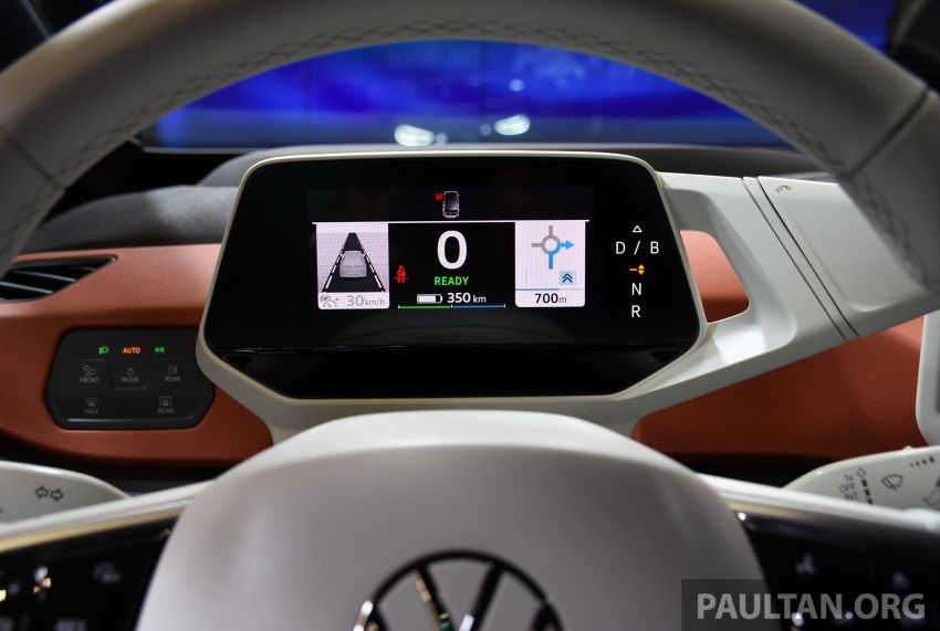 Volkswagen ID.3 pure electric car debuts – rear-wheel drive, up to 550 km range; from RM138k in Germany Image #1011668