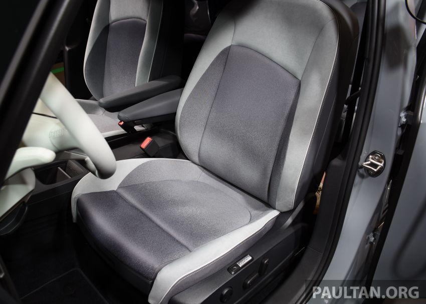 Volkswagen ID.3 – EV pacuan roda belakang, jarak gerak hingga 550 km, harga dari RM138k di Jerman Image #1012215