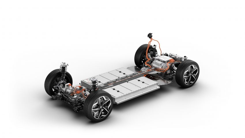 Volkswagen ID.3 pure electric car debuts – rear-wheel drive, up to 550 km range; from RM138k in Germany Image #1012171