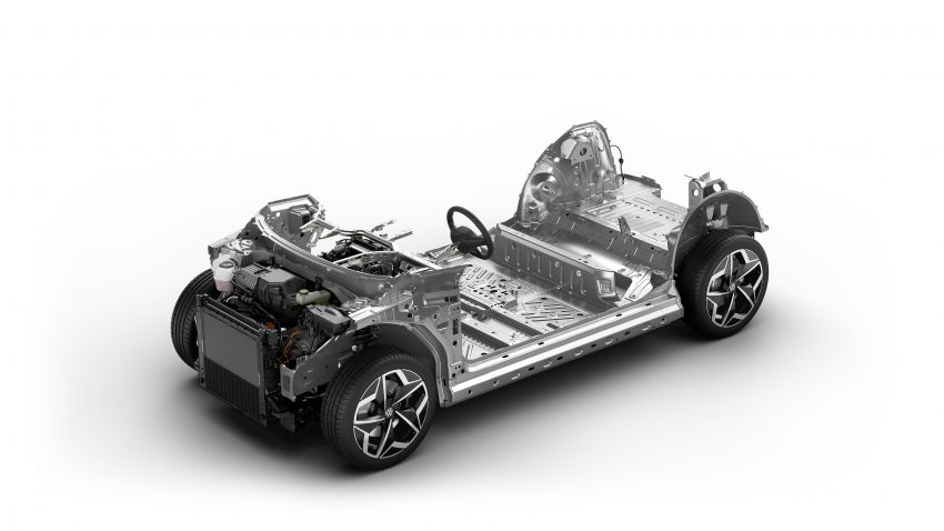Volkswagen ID.3 pure electric car debuts – rear-wheel drive, up to 550 km range; from RM138k in Germany Image #1012227