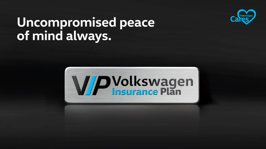VPCM introduces the 'VIP' Volkswagen Insurance Plan Image #1011238