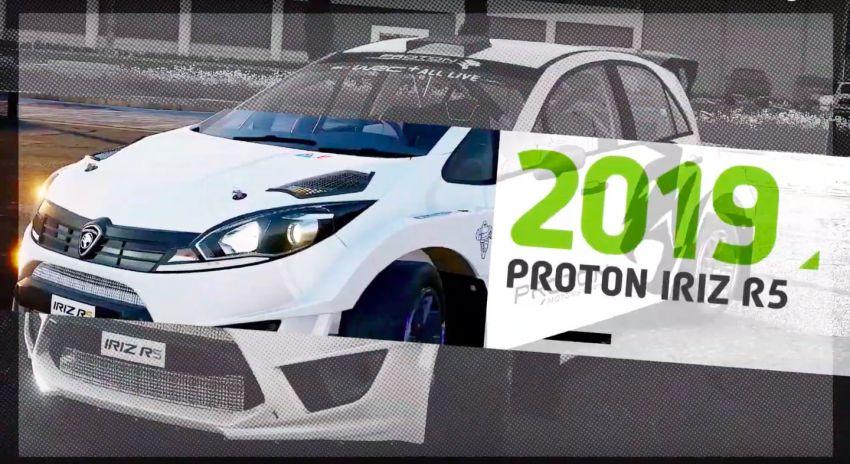 Proton Iriz R5 muncul dalam permainan WRC 8 – diiktiraf jentera ikonik, sebaris Ford Escort MkII! Image #1011368