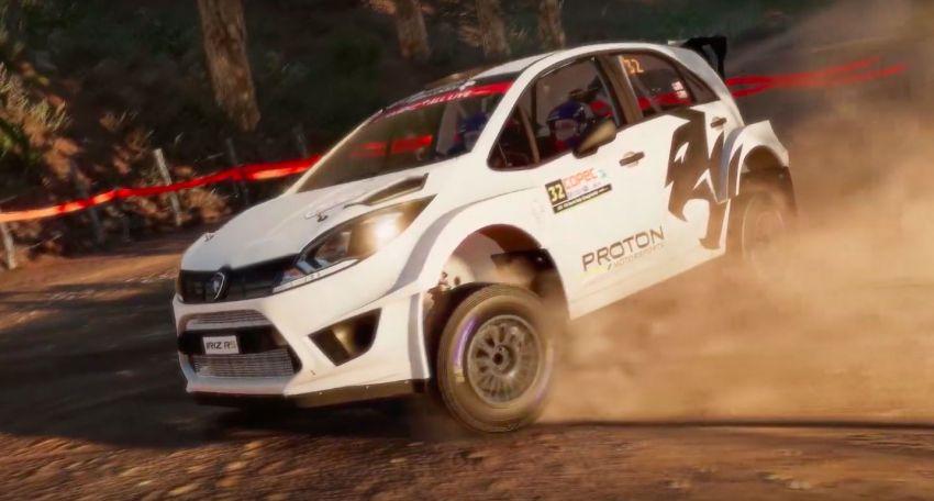 Proton Iriz R5 muncul dalam permainan WRC 8 – diiktiraf jentera ikonik, sebaris Ford Escort MkII! Image #1011369