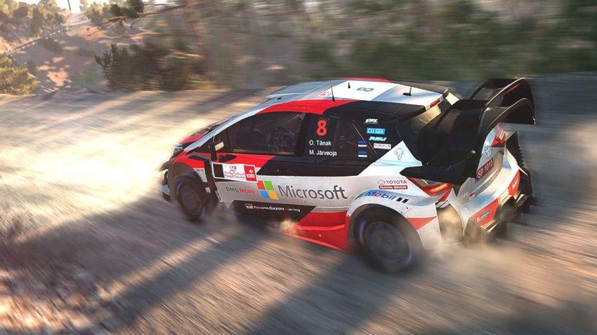 Proton Iriz R5 muncul dalam permainan WRC 8 – diiktiraf jentera ikonik, sebaris Ford Escort MkII! Image #1011372