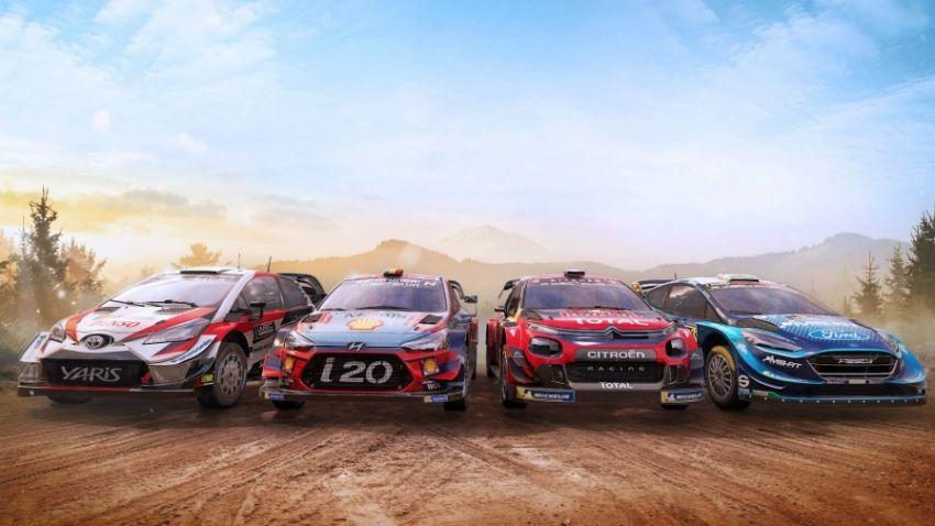 Proton Iriz R5 muncul dalam permainan WRC 8 – diiktiraf jentera ikonik, sebaris Ford Escort MkII! Image #1011373
