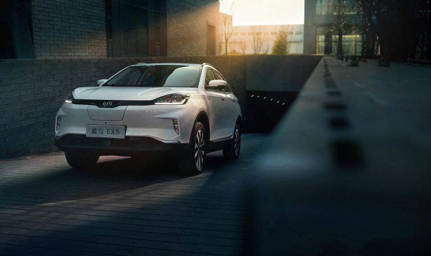 Thailand's PTT teams up with China's WM Motors to distribute and produce electric vehicles locally Image #1014826