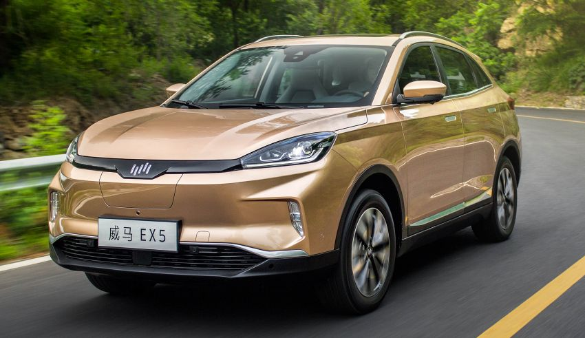Thailand's PTT teams up with China's WM Motors to distribute and produce electric vehicles locally Image #1014832
