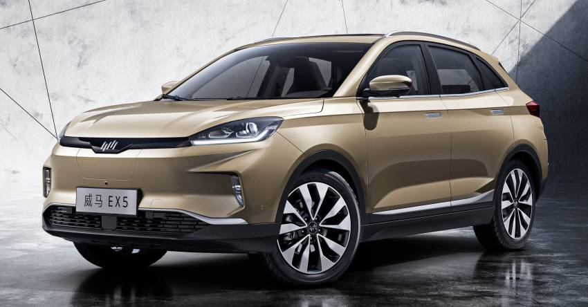 Thailand's PTT teams up with China's WM Motors to distribute and produce electric vehicles locally Image #1014836