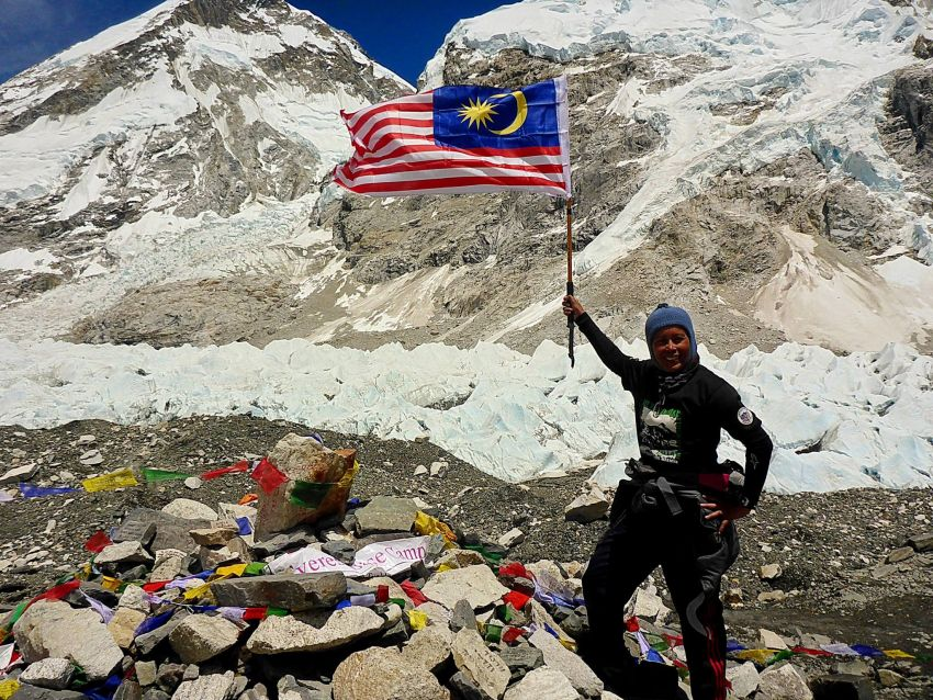 Malaysian lady rider Anita Yusof sets off on second Global Dream Ride – 7 continents, 70 countries Image #1028095