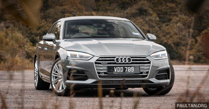 DRIVEN: 2019 Audi A5 Sportback – it's no underdog Image #1036336