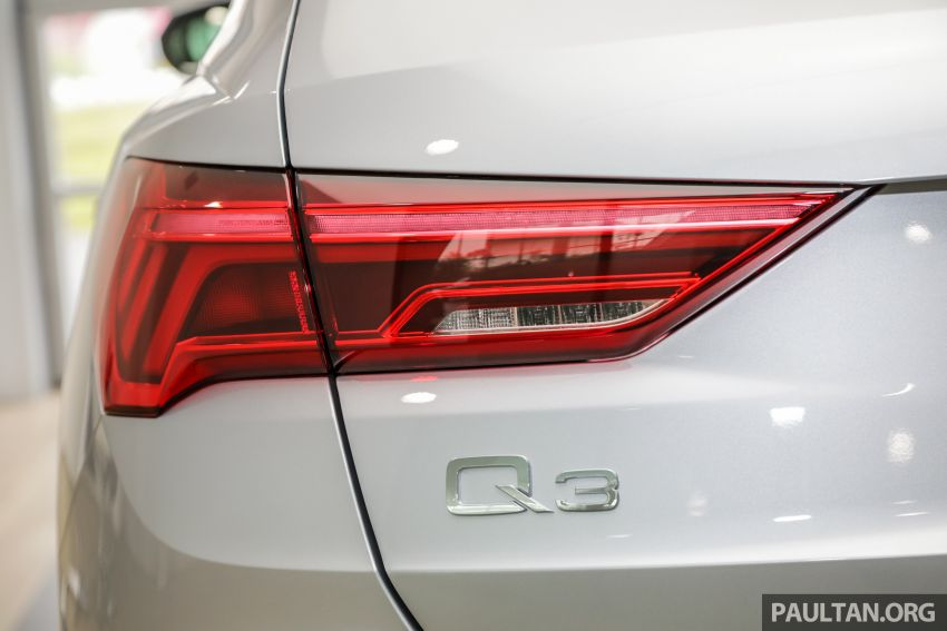 GALLERY: 2019 Audi Q3 advanced 1.4 TFSI S tronic – from RM270k; see it in person at PACE this weekend Image #1036363