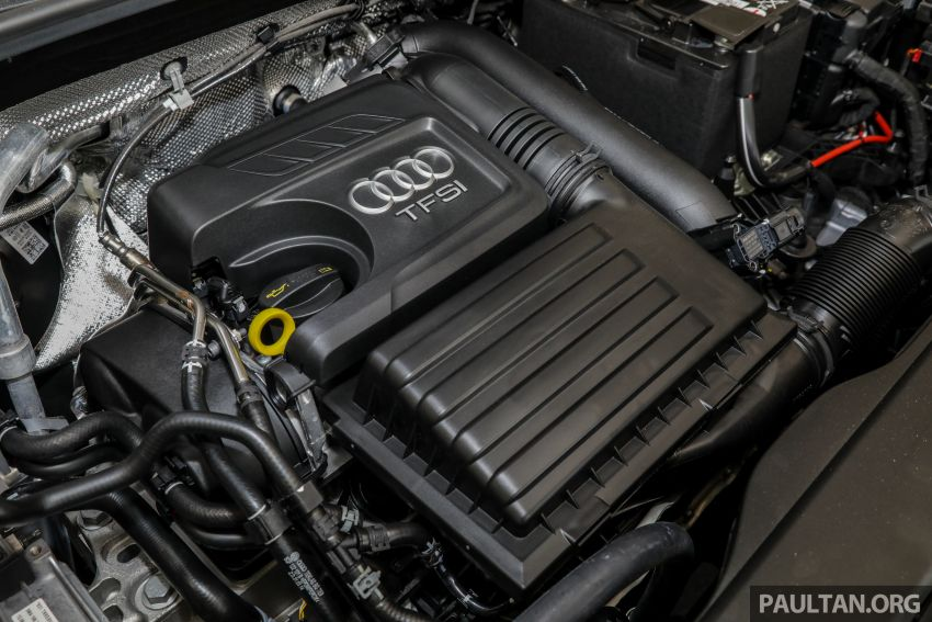GALLERY: 2019 Audi Q3 advanced 1.4 TFSI S tronic – from RM270k; see it in person at PACE this weekend Image #1036364