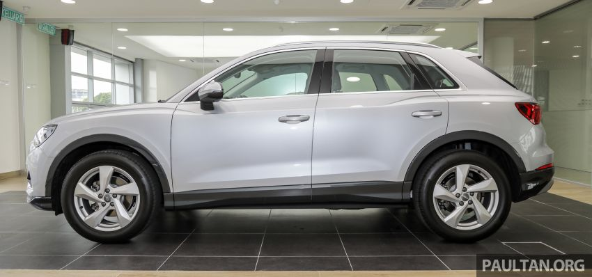 GALLERY: 2019 Audi Q3 advanced 1.4 TFSI S tronic – from RM270k; see it in person at PACE this weekend Image #1036356