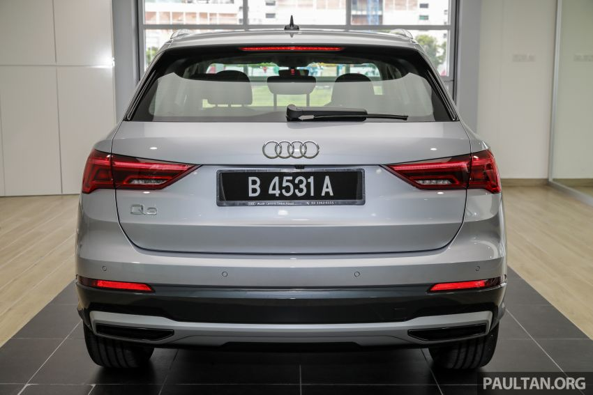 GALLERY: 2019 Audi Q3 advanced 1.4 TFSI S tronic – from RM270k; see it in person at PACE this weekend Image #1036358
