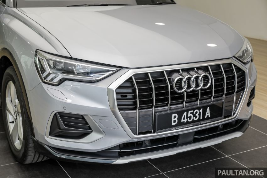 GALLERY: 2019 Audi Q3 advanced 1.4 TFSI S tronic – from RM270k; see it in person at PACE this weekend Image #1036359