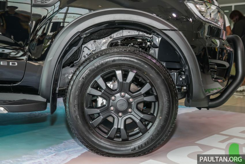 Ford Ranger Splash launched in Malaysia – Lazada 11.11 Shopping Festival exclusive; from RM139k Image #1034938