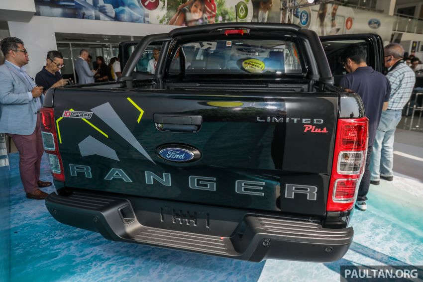 Ford Ranger Splash launched in Malaysia – Lazada 11.11 Shopping Festival exclusive; from RM139k Image #1034944