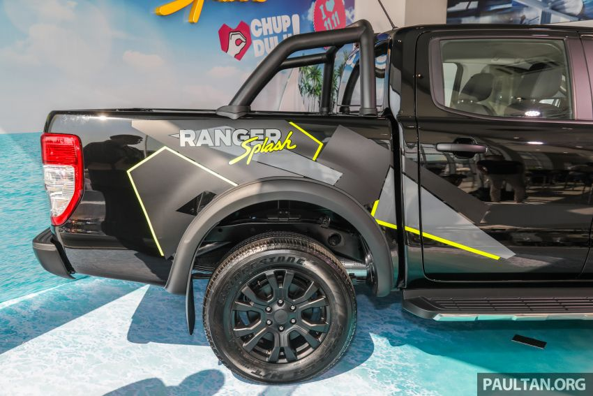 Ford Ranger Splash launched in Malaysia – Lazada 11.11 Shopping Festival exclusive; from RM139k Image #1034948