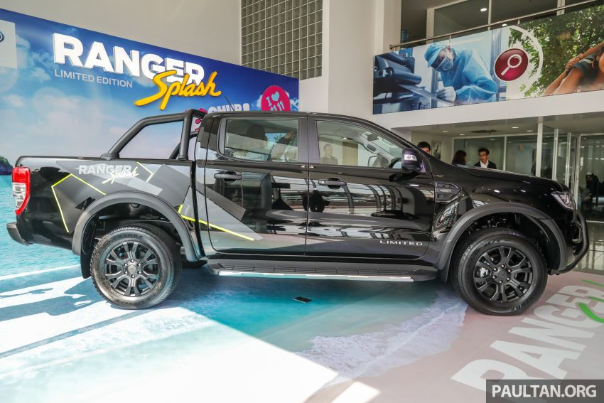 Ford Ranger Splash launched in Malaysia – Lazada 11.11 Shopping Festival exclusive; from RM139k Image #1034930