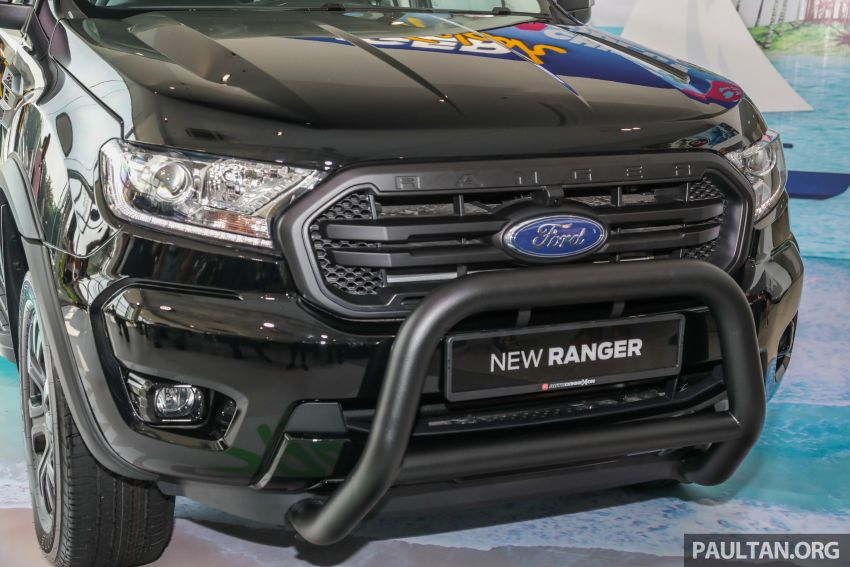 Ford Ranger Splash launched in Malaysia – Lazada 11.11 Shopping Festival exclusive; from RM139k Image #1034933