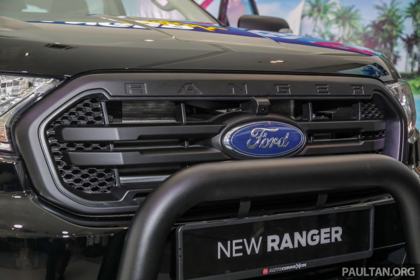 Ford Ranger Splash launched in Malaysia – Lazada 11.11 Shopping Festival exclusive; from RM139k Image #1034936