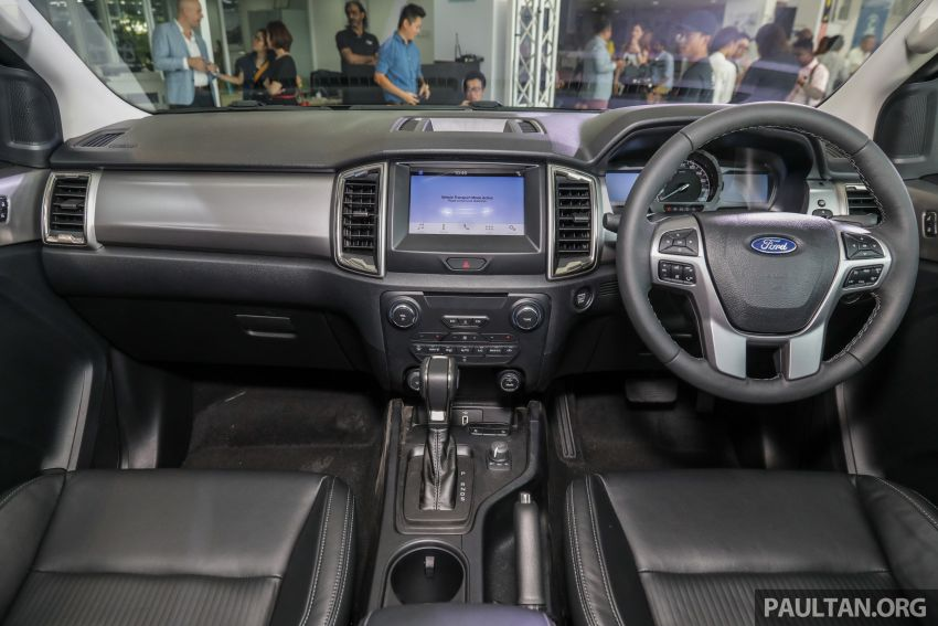 Ford Ranger Splash launched in Malaysia – Lazada 11.11 Shopping Festival exclusive; from RM139k Image #1034953