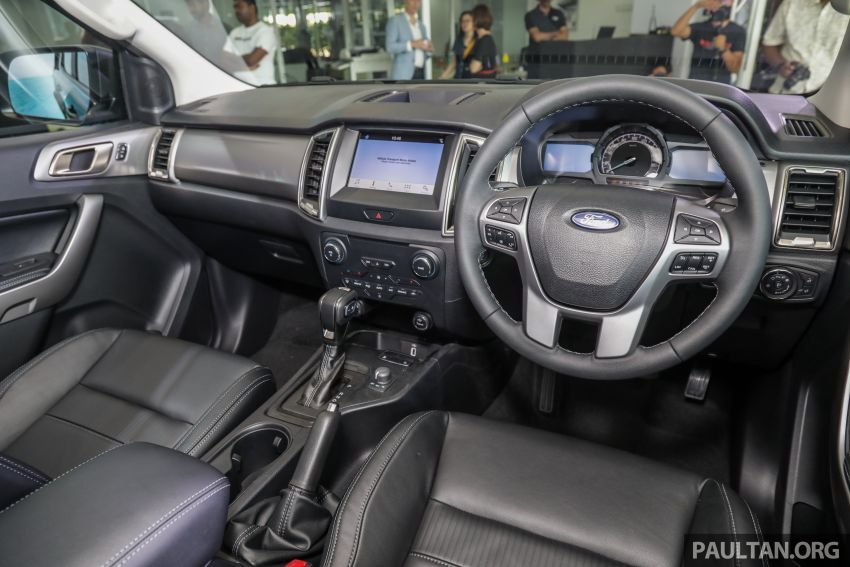 Ford Ranger Splash launched in Malaysia – Lazada 11.11 Shopping Festival exclusive; from RM139k Image #1034967
