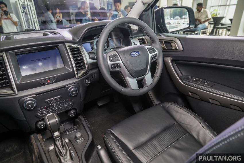 Ford Ranger Splash launched in Malaysia – Lazada 11.11 Shopping Festival exclusive; from RM139k Image #1034968