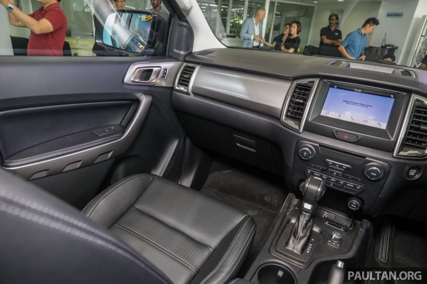 Ford Ranger Splash launched in Malaysia – Lazada 11.11 Shopping Festival exclusive; from RM139k Image #1034969