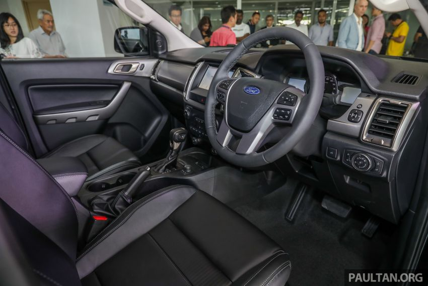 Ford Ranger Splash launched in Malaysia – Lazada 11.11 Shopping Festival exclusive; from RM139k Image #1034954