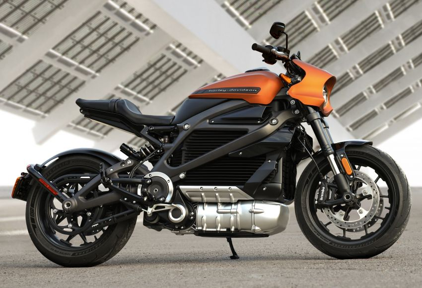 2019 Harley-Davidson LiveWire fails to electrify? Image #1027754