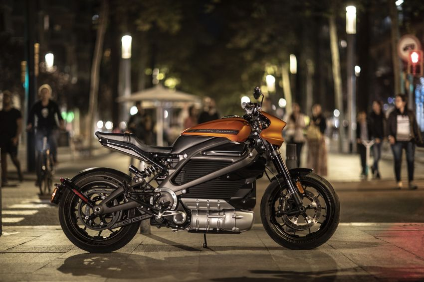 2019 Harley-Davidson LiveWire fails to electrify? Image #1027756
