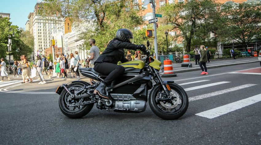 2019 Harley-Davidson LiveWire fails to electrify? Image #1027770