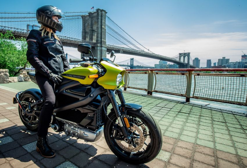 2019 Harley-Davidson LiveWire fails to electrify? Image #1027724