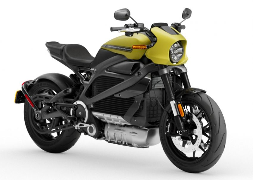 2019 Harley-Davidson LiveWire fails to electrify? Image #1027749