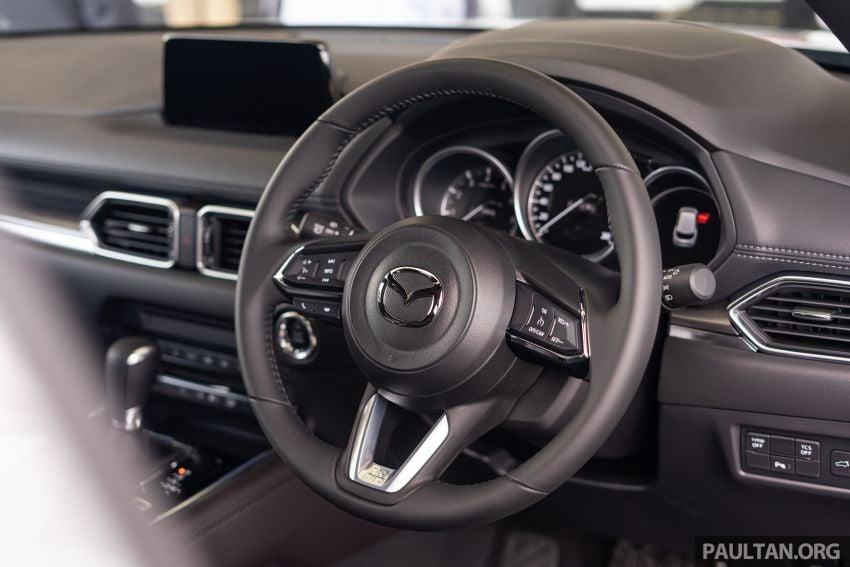 Mazda CX-8 2019 CKD kini sudah boleh ditempah – 3 baris-tempat duduk, 2.5L petrol & 2.2 diesel, 4 varian Image #1023560