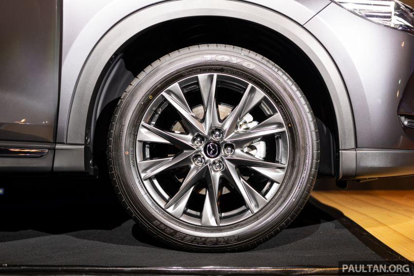 Mazda CX-8 2019 CKD kini sudah boleh ditempah – 3 baris-tempat duduk, 2.5L petrol & 2.2 diesel, 4 varian Image #1023546