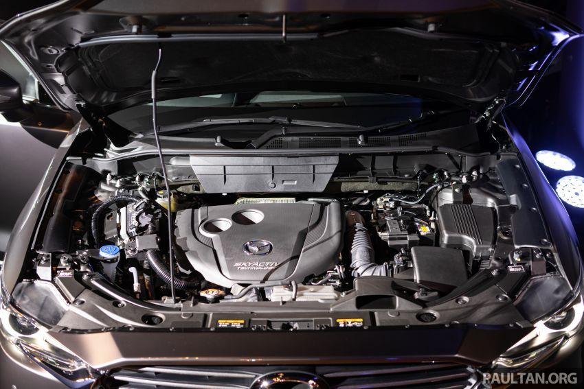 Mazda CX-8 2019 CKD kini sudah boleh ditempah – 3 baris-tempat duduk, 2.5L petrol & 2.2 diesel, 4 varian Image #1023547