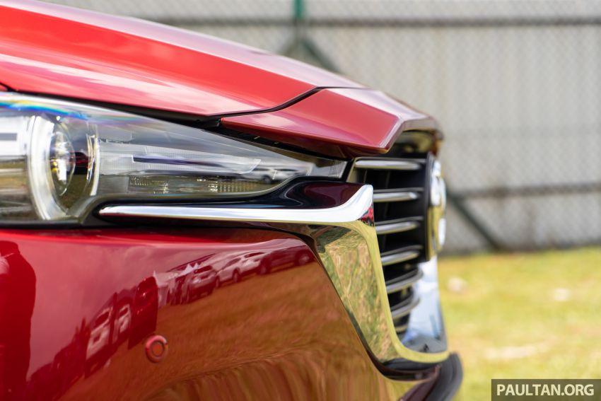 Mazda CX-8 2019 CKD kini sudah boleh ditempah – 3 baris-tempat duduk, 2.5L petrol & 2.2 diesel, 4 varian Image #1024007
